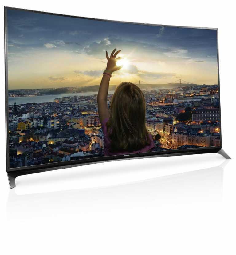 Panasonic TX-65CR850E: A spectacular curved TV