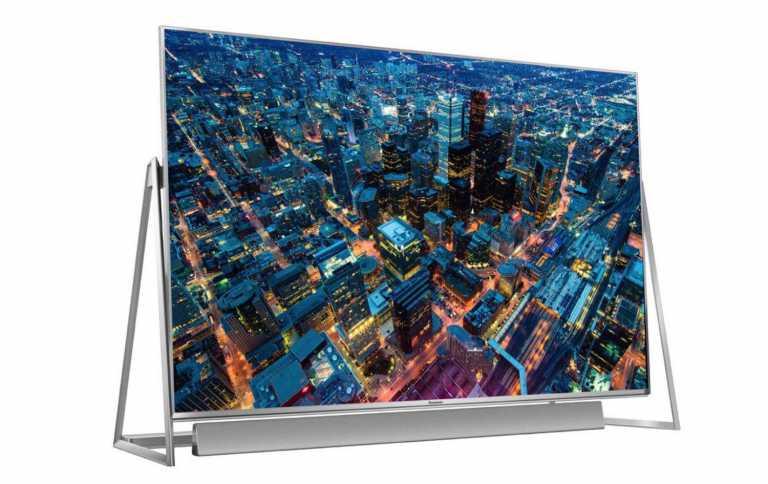 Panasonic TX-58DX800E, analysis of a 58 ″ TV