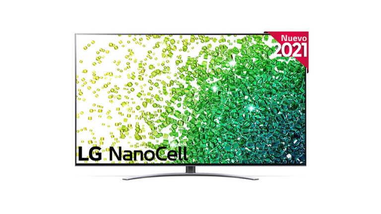 LG 65NANO886PB, a renewed TV that gives us more power